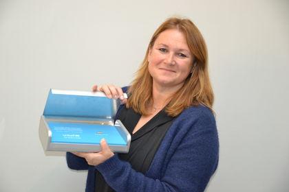 Marianne Dahlseng med Barnekonvensjonen i DNA