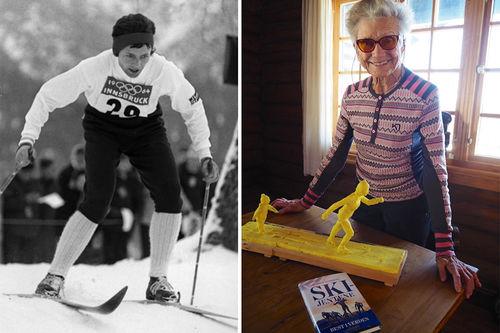 Ingrid Wigernæs er en stor pioner både som aktiv løper og som trener og støtteapparat senere. Foto: Privat.