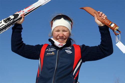 Helene Marie Fossesholm. Foto: Erik Borg.
