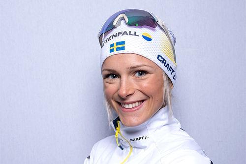 Frida Karlsson. Foto: Thibaut/NordicFocus.