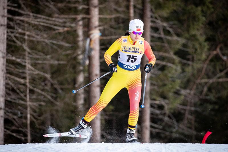 Dinigeer Yilamujiang. Foto: Modica/NordicFocus.