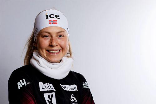 Ingrid Landmark Tandrevold. Foto: Manzoni/NordicFocus.