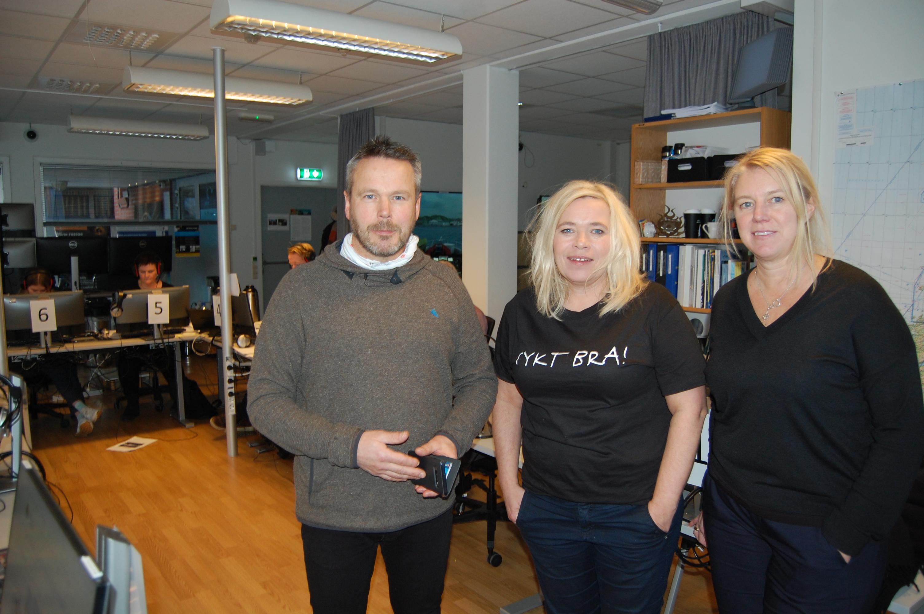 øvelse hacking foto Stig Bjørnar Karlsen
