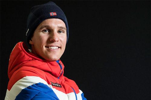 Didrik Tønseth er blant Norges deltakere under EM i terrengløp i Portugal og Lisboa 2019. Foto: Modica/NordicFocus.