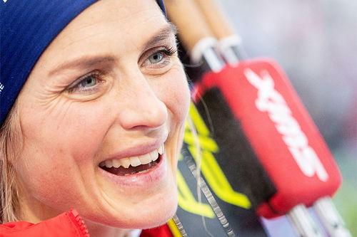 Therese Johaug. Foto: Modica/NordicFocus.