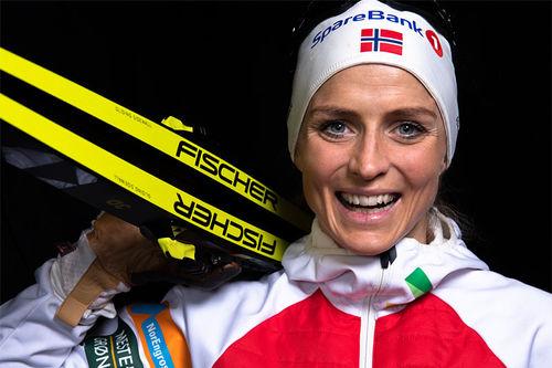 Therese Johaug. Foto: Vianney Thibaut / NordicFocus.