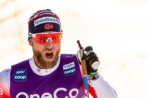 Martin Johnsrud Sundby. Foto: Modica/NordicFocus.