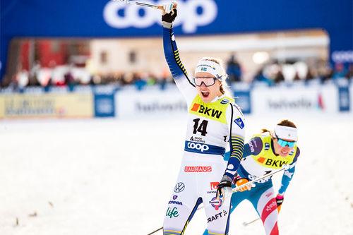 Linn Svahn. Foto: Modica/NordicFocus.