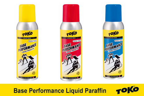 Base Performance Liquid Paraffin. Foto: Toko.