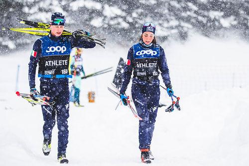 For World Cup-løpere som Caterina Ganz er ikke julas Mallorca-syndrom noe å være redd for, men for veldig mange andre langrennsløpere gjelder det å være på vakt. Foto: Modica/NordicFocus.