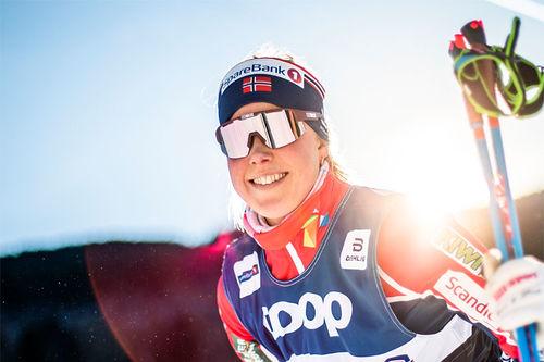 Kari Øyre Slind. Foto: Modica/NordicFocus.
