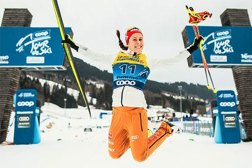 Katharina Hennig. Foto: Modica/NordicFocus.
