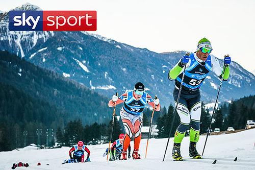 Sky Sport utvider med Visma Ski Classics. Foto: Magnus Östh/Visma Ski Classics.