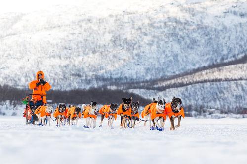 Marit K Team Winter-landscape. Foto: Cilje Moe Photography.