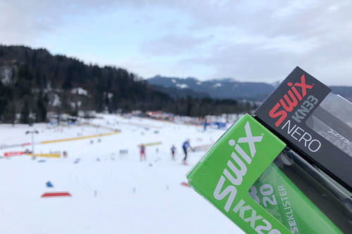 Sammen med smøretipset til lørdagens verdenscuprenn i Oberstdorf 2020 har Morten Sætha i Swix sendt oss dette bildet.