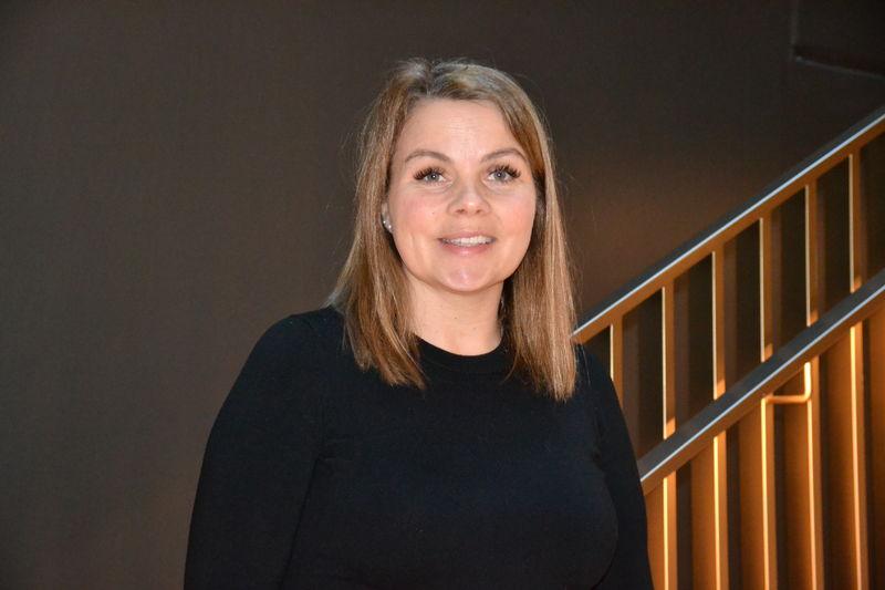 FUGs nestleder Marie Skinstad-Jansen