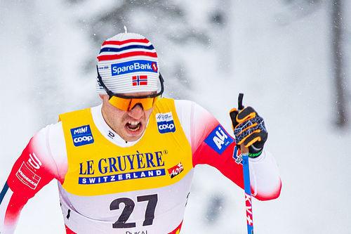 Pål Golberg. Foto: Modica/NordicFocus.