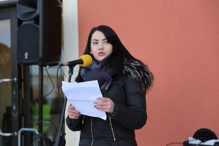 Kassandra Petsa tale samefolkets dag 2020