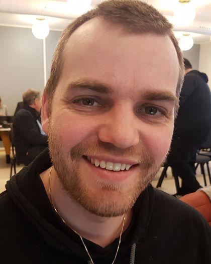 Gruppeleder KRF Audun Krarup Jonassen