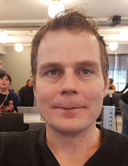 Gruppeleder SP Karl Gunnar Strøm