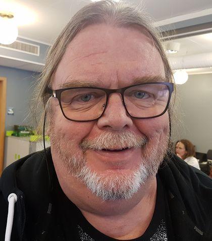 Gruppeleder SV Ole Tobias Orvin