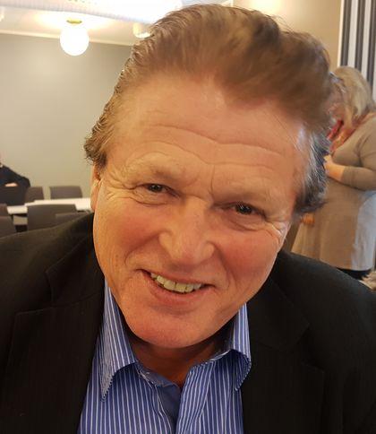 Gruppeleder R Per Gunnar Skotåm