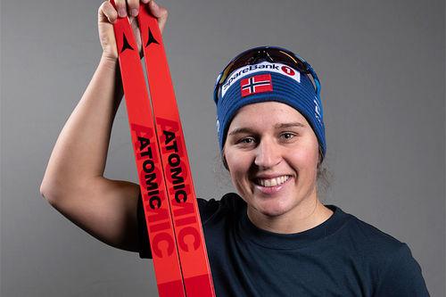 Lotta Udnes Weng. Foto: Thibaut/NordicFocus.