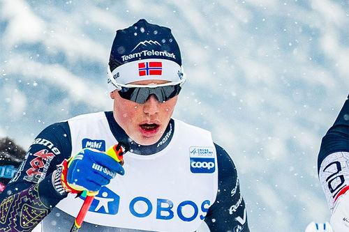 Mikael Gunnulfsen. Foto: Modica/NordicFocus.