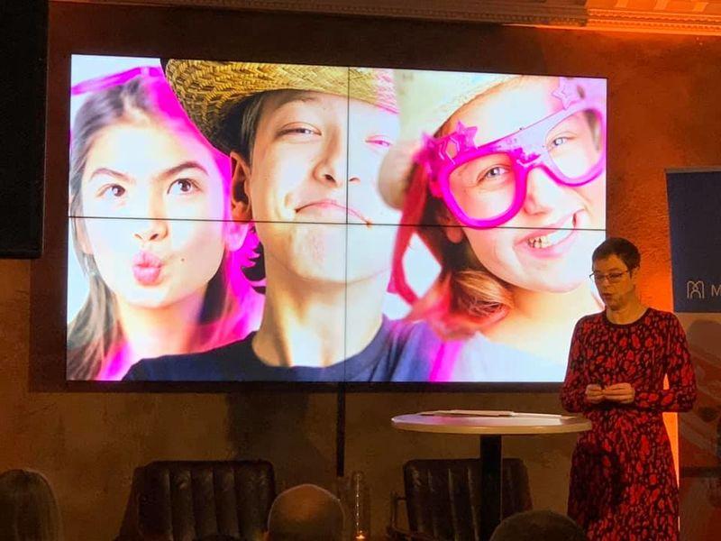 Mari Velsand, Medietilsynet 2020