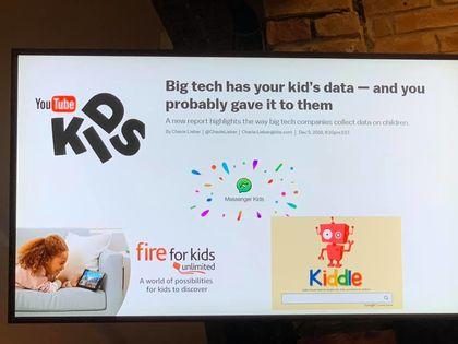 Big data-foil
