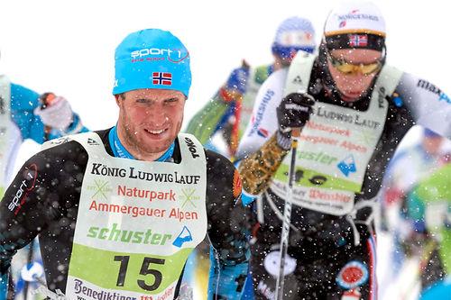Petter Soleng Skinstad. Foto: Rauschendorfer/NordicFocus.