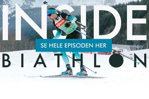 Inside Biathlon fra Salomon TV.
