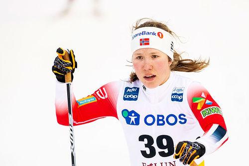 Helene Marie Fossesholm. Foto: Modica/NordicFocus.