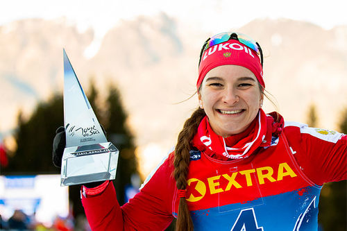 Natalia Nepryaeva. Foto: Modica/NordiFocus.