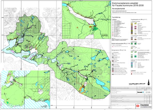 Kommuneplanens arealdel[1]