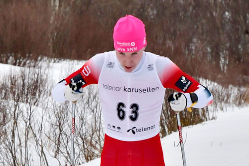 Johan Lien Nordeng. Foto: Halvard Toften.