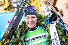 Britta Johansson Norgren. Foto: Modica/NordicFocus.