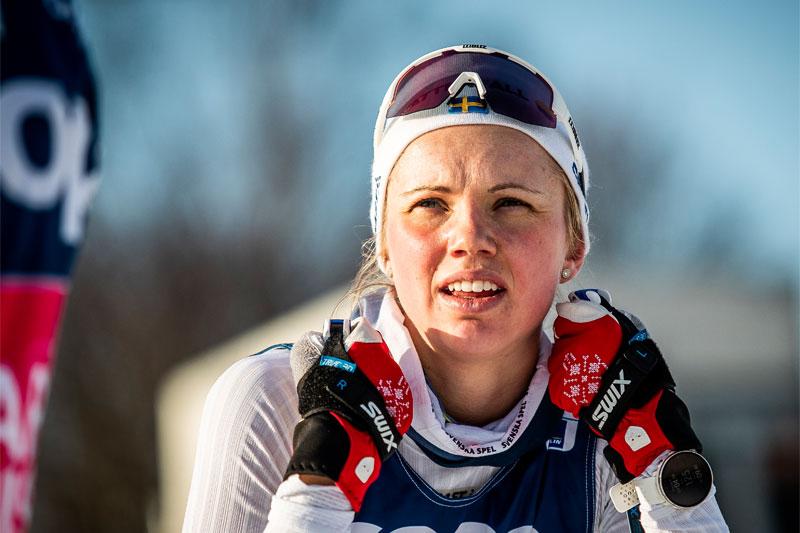 Emma Ribom. Foto: Modica/NordicFocus.