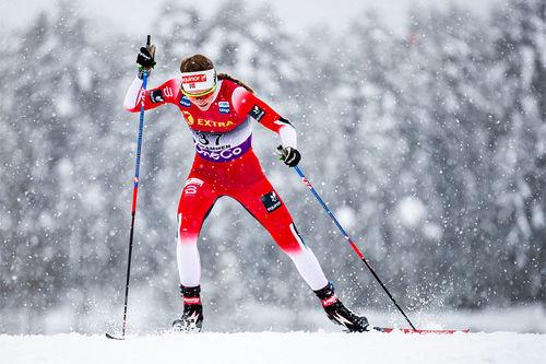 Mathilde Myhrvold. Foto: Modica/NordicFocus.