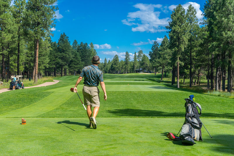 Golf - Illustrasjonsbilde. Foto: Creative Commons/Pixabay.com.