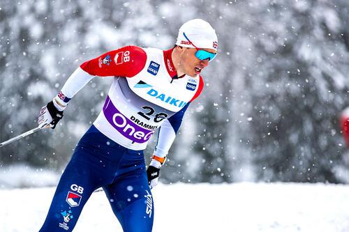 Andrew Young. Foto: Modica/NordicFocus.