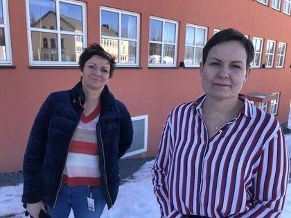 Trenger flere helsearbeidere - Torill og Monica