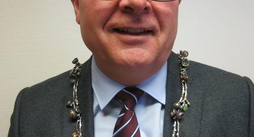 Ordfører Hogne Skjerpe