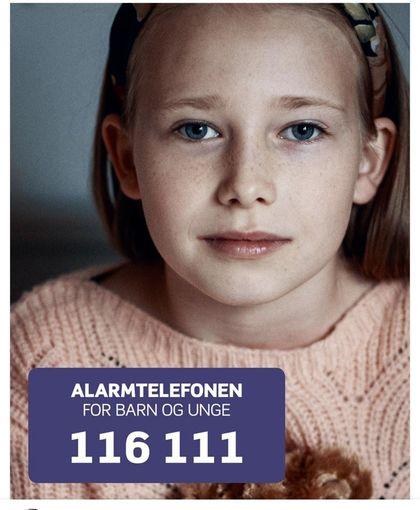 Alarmtelefonen for barn og unge