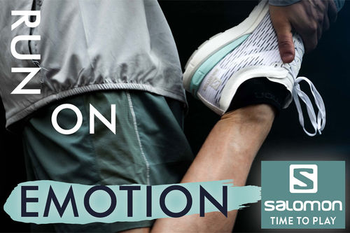Salomon - Run on Emotion.
