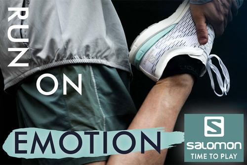 Salomon - Run on Emotion.