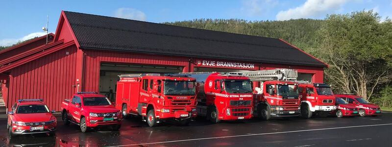 Setesdal-brannvesen-IKS-alle-bilene