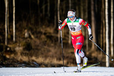 Anna Svendsen. Foto: Modica/NordicFocus.