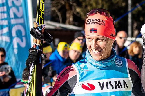 Petter Eliassen. Modica/NordicFocus.