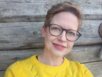 Ordfører Anette Musdalslien, påske